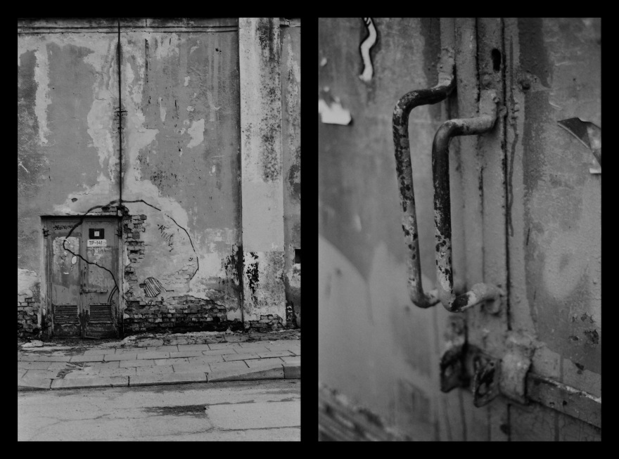 And The Pallor Disappear-First One-Diptych06