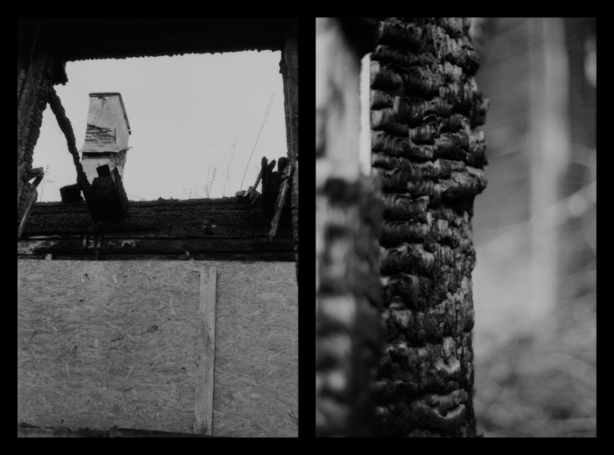 And The Pallor Disappear-First One-Diptych07