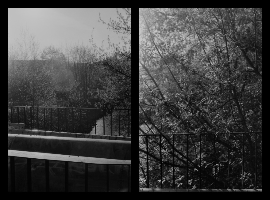 And The Pallor Disappear-Second One-Diptych08