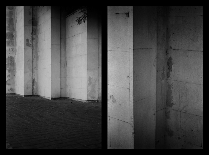 And The Pallor Disappear-Second One-Diptych09